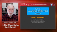Is the Mandibular Block Passé? Webinar Thumbnail