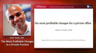 The Most Profitable Changes You Can Make to a Private Practice Webinar Thumbnail