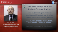 Treatment Acceptance and Patient Communication Webinar Thumbnail