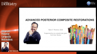 Advanced Posterior Composites: Biomaterials and Techniques Webinar Thumbnail