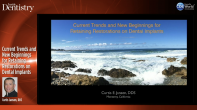 Current Trends and New Beginnings for Retaining Restorations on Dental Implants Webinar Thumbnail