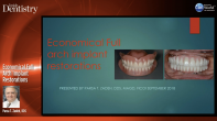 Economical and Simple Full Mouth Restorations Webinar Thumbnail