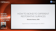 Hassle Free Cementation: Predictable Bonding Protocols for Every Surface Webinar Thumbnail