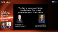 The Key to Local Anesthetics - How Buffering Can Unlock Performance and Predictability Webinar Thumbnail