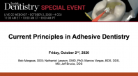 Current Principles in Adhesive Dentistry Webinar Thumbnail
