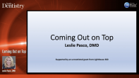 Coming Out on Top Webinar Thumbnail